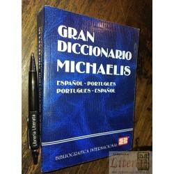 Gran diccionario Michaelis...