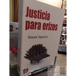 Justicia para erizos Ronald...