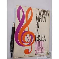 Educación musical en la...