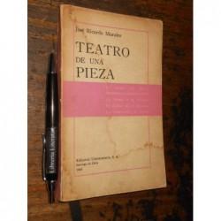 Teatro De Una Pieza José...