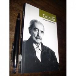 Fulgor Del Aire Juan Gelman...