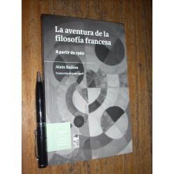 La Aventura De La Filosofía...