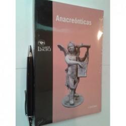 Anacreónticas - Anónimo -...
