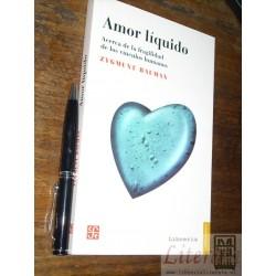 Amor líquido Zygmunt Bauman...