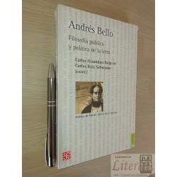 Andrés Bello Filosofía...