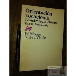 Orientación vocacional la...