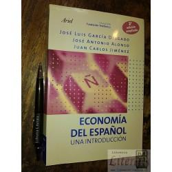 Economía del español una...