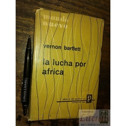 La lucha por África Vernon...