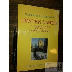 Lenten Lands  Douglas H...