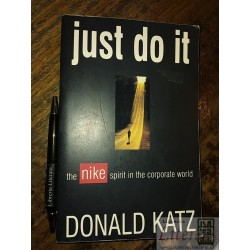 Just do it (Nike) Donald...