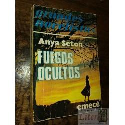 Fuegos ocultos Sanya Seton...
