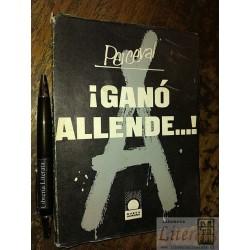 Ganó Allende Perceval Ed....