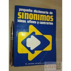 Pequeño diccionario de...