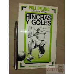 Hinchas y goles Poli Delano...