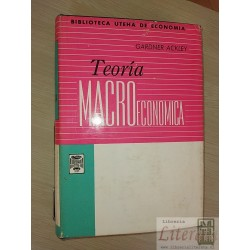 Teoría macroeconómica...