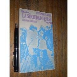 La Sociedad De 1850 Antonio...