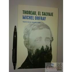 Thoreau el salvaje Michel...