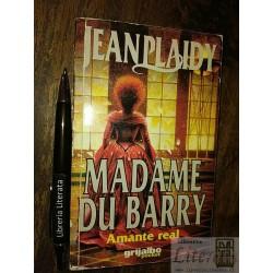 Madame Du Barry amante real...